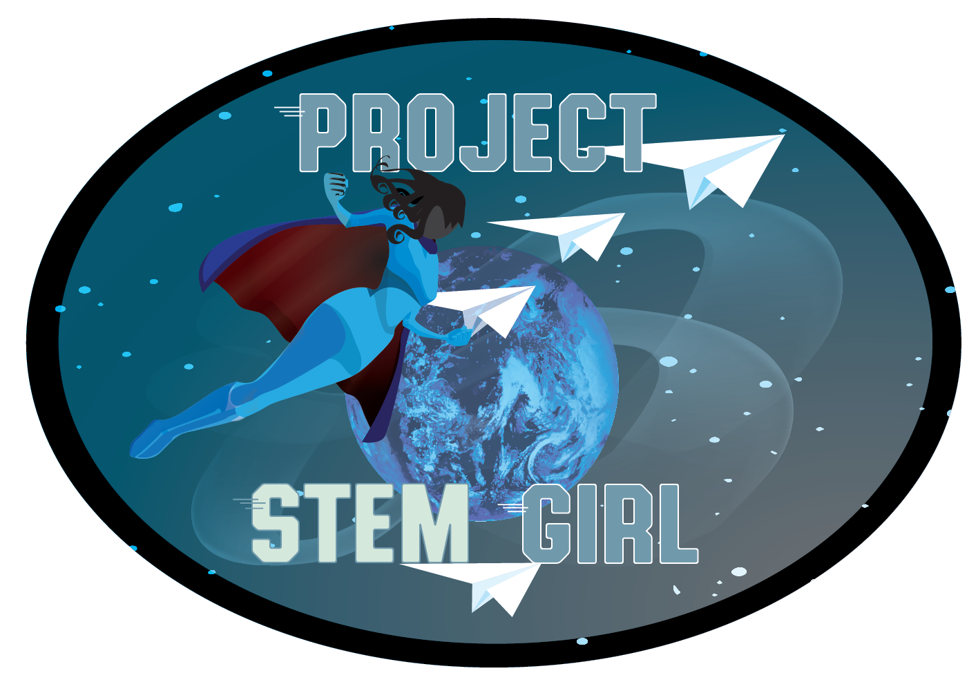 Project STEM Girl logo